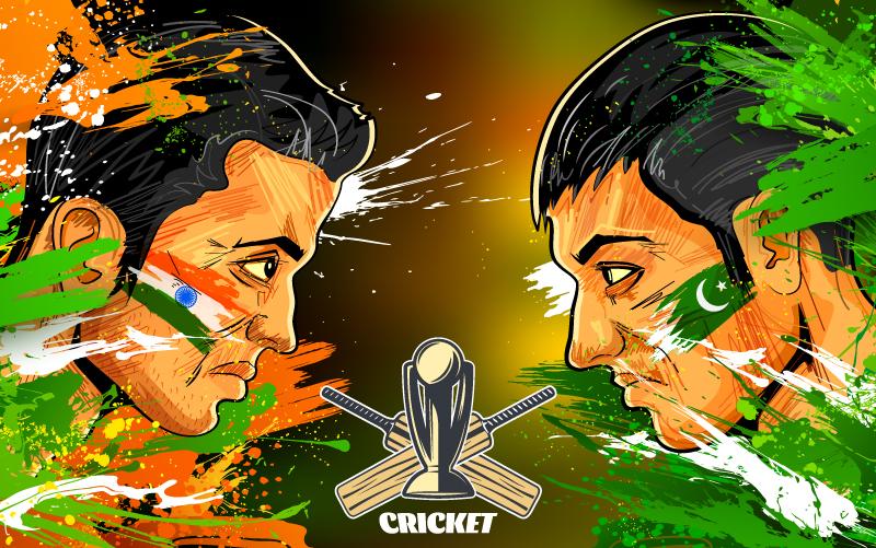 インド対パキスタン