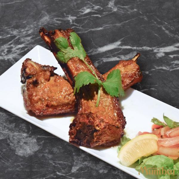 インド料理ムンバイ ラムチョップ