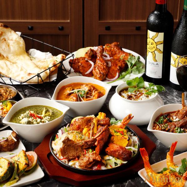 インド料理ムンバイ パーティー