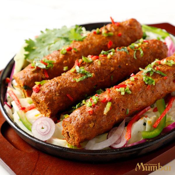 インド料理ムンバイ シークカバブ