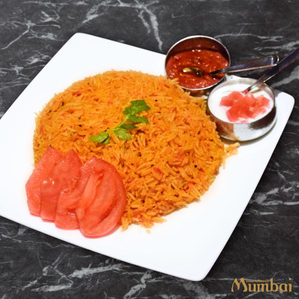 インド料理ムンバイ トマトライス