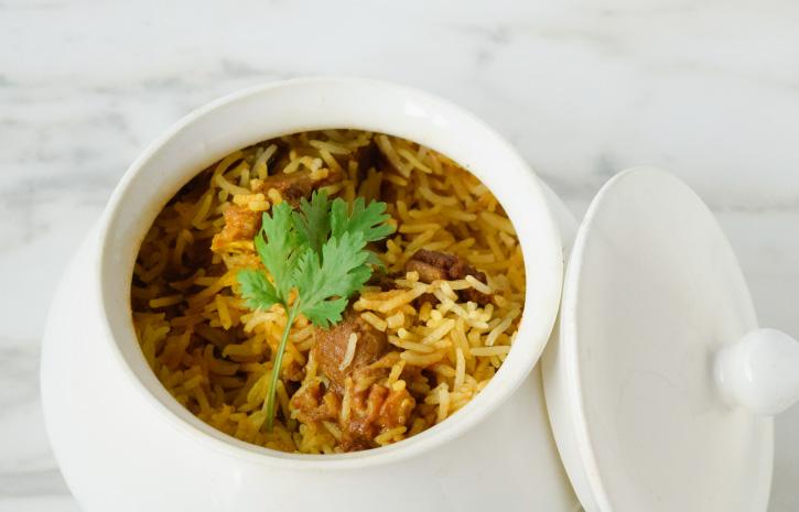インド料理ムンバイ ラムビリヤニ