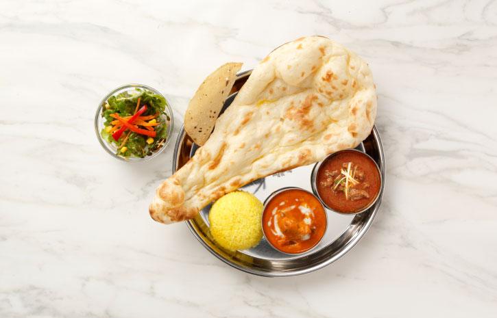ムンバイ マトン&バターチキン