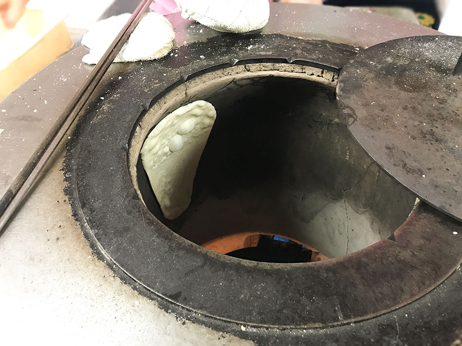 タンドゥール窯 ナン