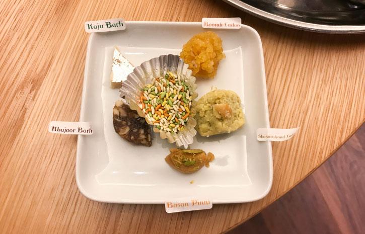 無印良品銀座店の「印度祭」スパイスセミナー