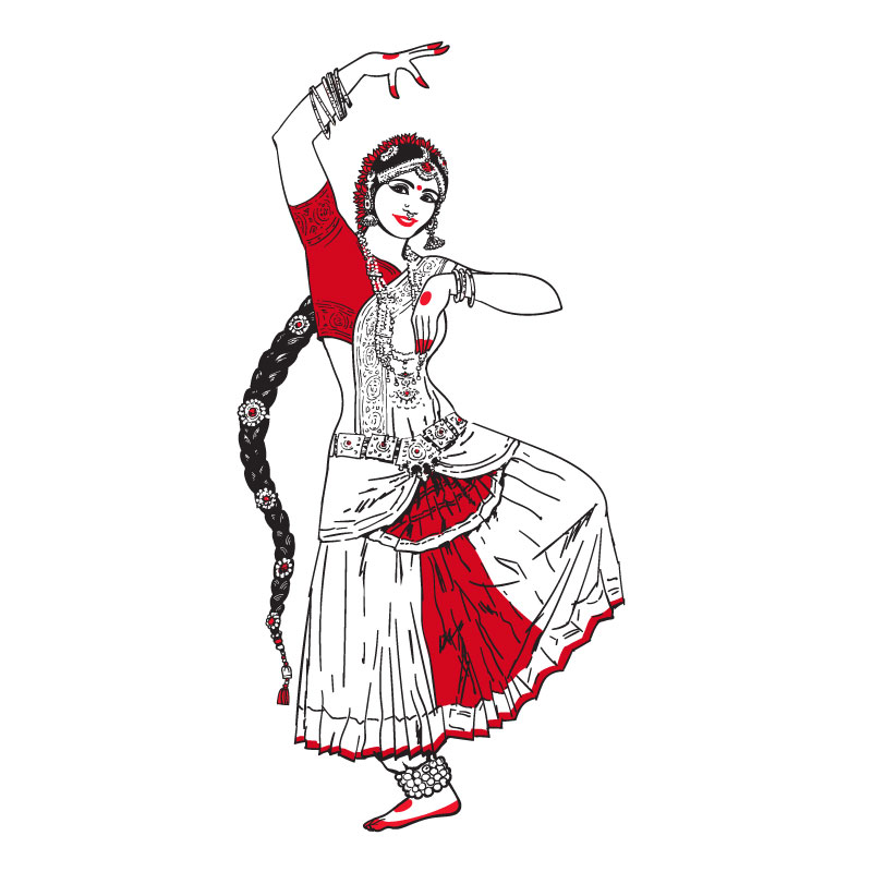 インドのダンス