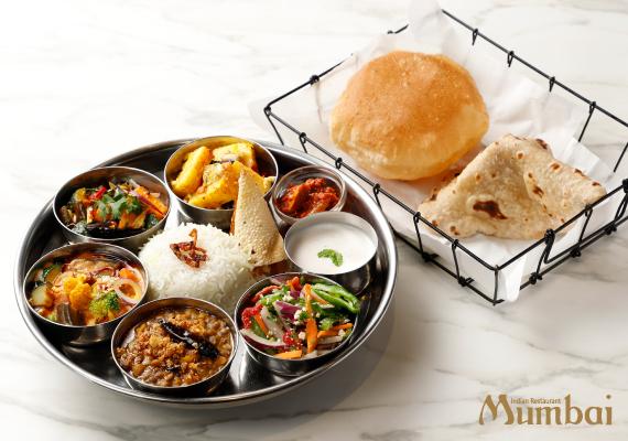 インド料理ムンバイ ターリーセット