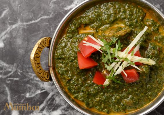 インド料理ムンバイ パラクカレー