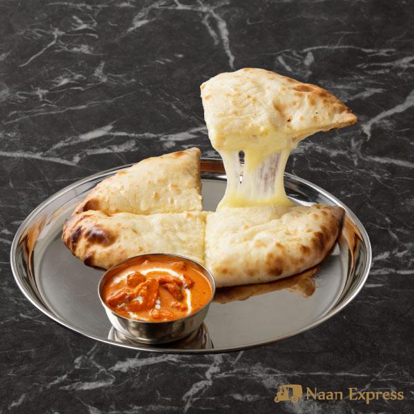 ナンエクスプレス チーズナンセット