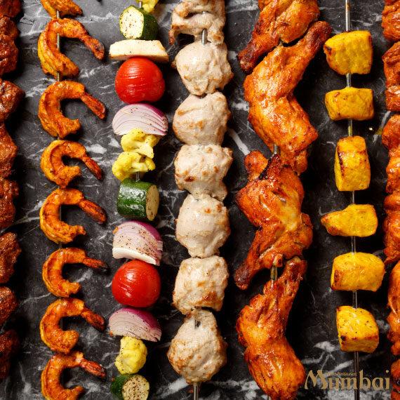 インド料理ムンバイ タンドリーグリル