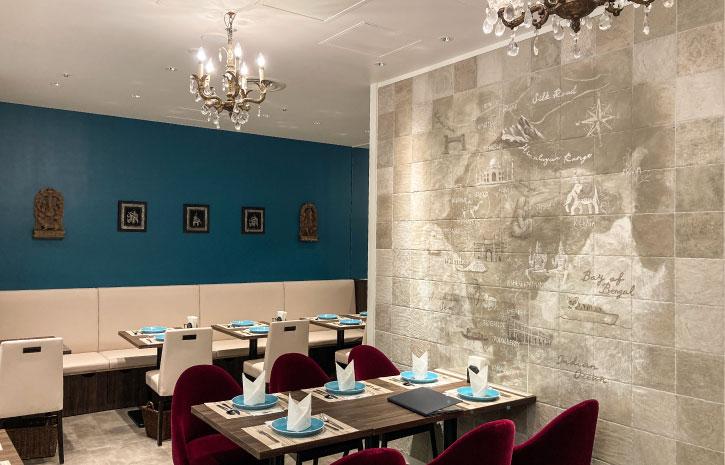 インド料理 ムンバイダイニング アトレ恵比寿店 + The India Tea House