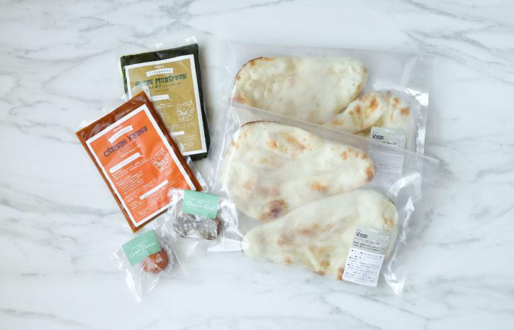 冷凍カレー 冷凍ナン 冷凍インド菓子 インドスイーツ ミタイ Mithai 通販 オンラインショップ お取り寄せ インド料理ムンバイ クールムンバイ