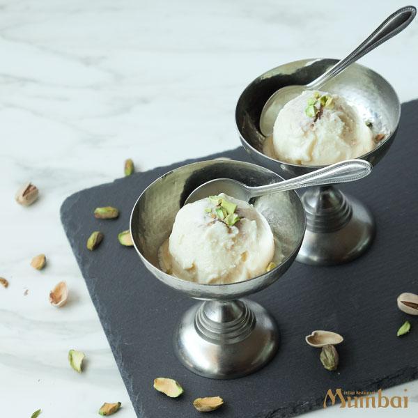 クルフィ Kulfi インドのアイスクリーム インド料理ムンバイ Mumbai 東京 九段 銀座 丸の内 四谷 お台場 三田 町屋