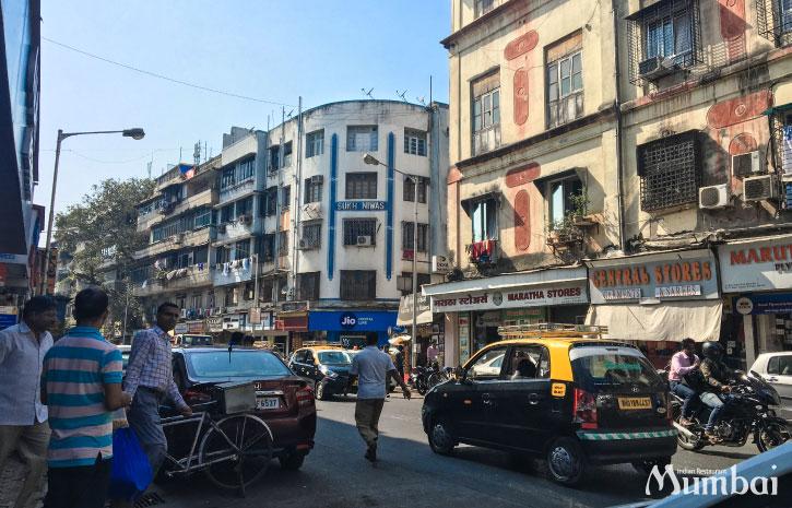 街並み インド旅行 ムンバイ India Mumbai