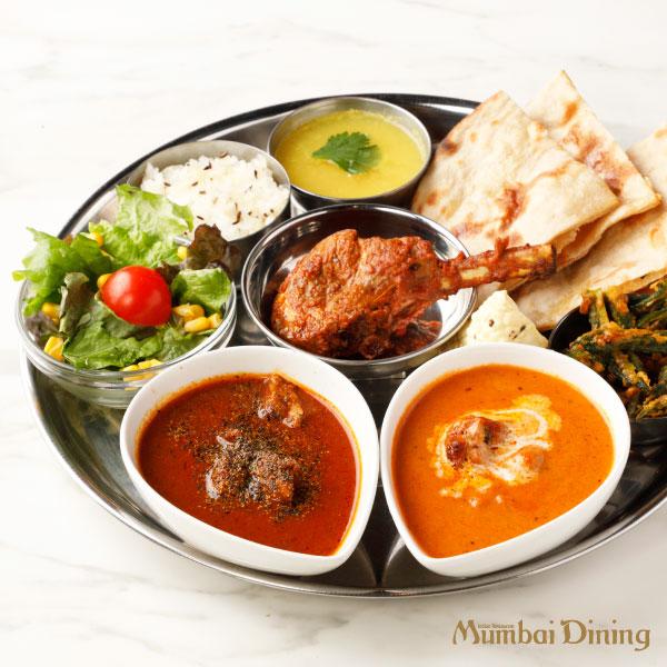 恵比寿ターリー ムンバイダイニング アトレ恵比寿 Mumbai Dining インド料理 ディナー インドカレー ラムチョップ WAKANUI