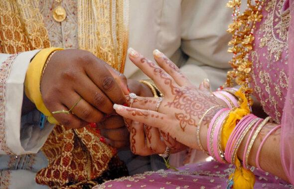インドの結婚式 Indian Wedding