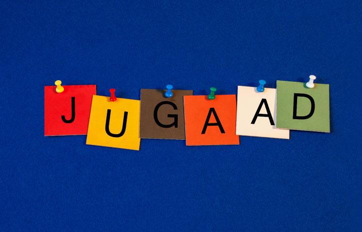 ジュガール インド jugaad